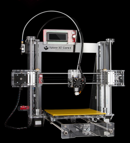 X-CORE II v2 – i3 DIY 3D Printer KIT