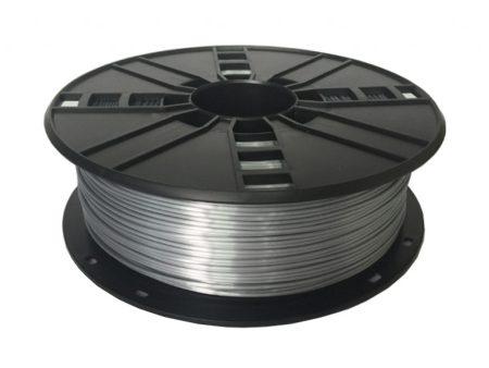 Silk PLA Filament – Silver