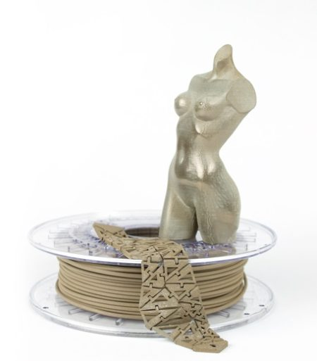 Metal PLA Filament – Bronze