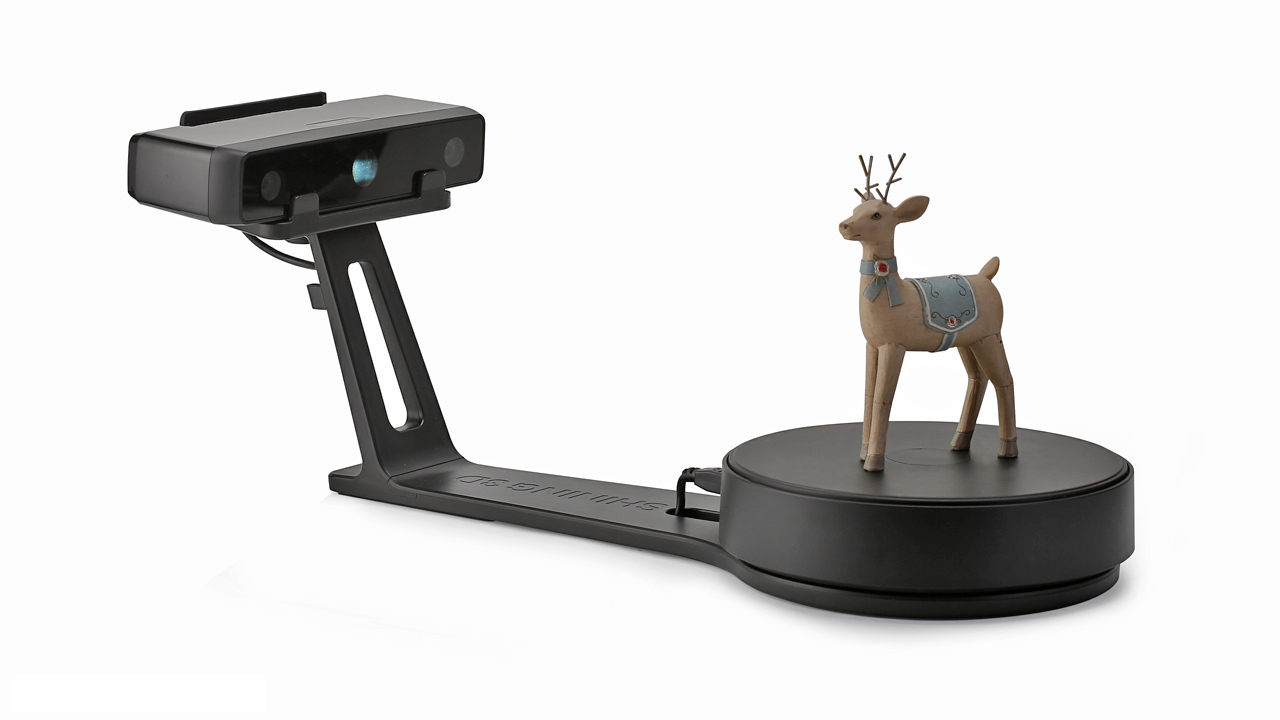 einscan se desktop 3d scanner xplorer 3d. Black Bedroom Furniture Sets. Home Design Ideas