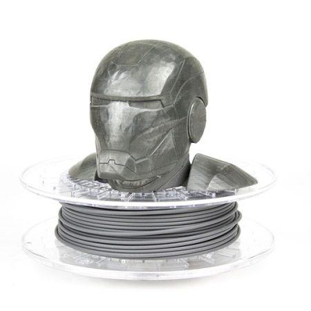 Metal PLA Filament – Silver