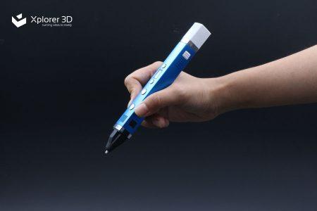 The X-PEN v2 – Xplorer 3D Printing Pen
