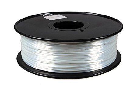 Silk PLA Filament – White
