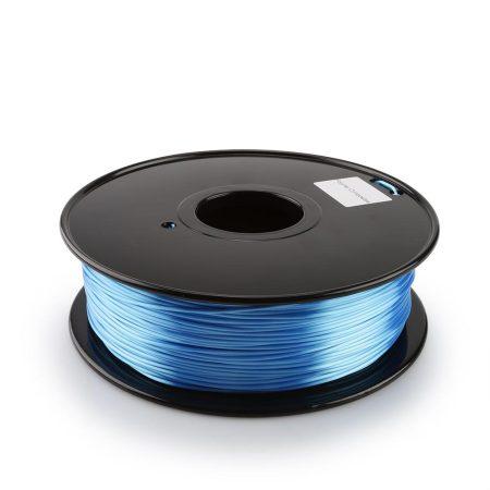 Silk PLA Filament – Blue