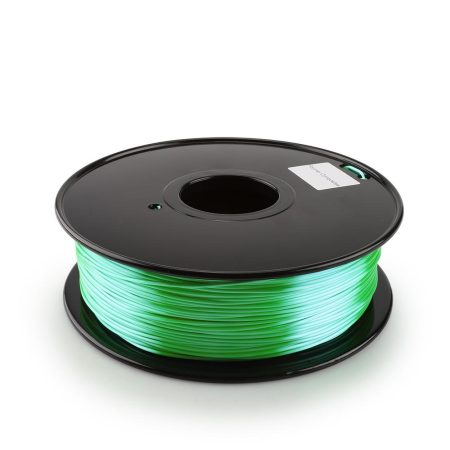 Silk PLA Filament – Green