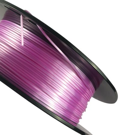 Silk PLA Filament – Purple
