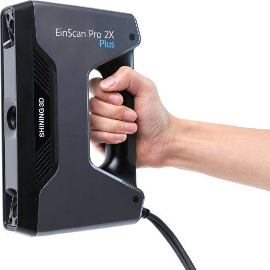 EinScan Pro 2X plus 3D Scanner